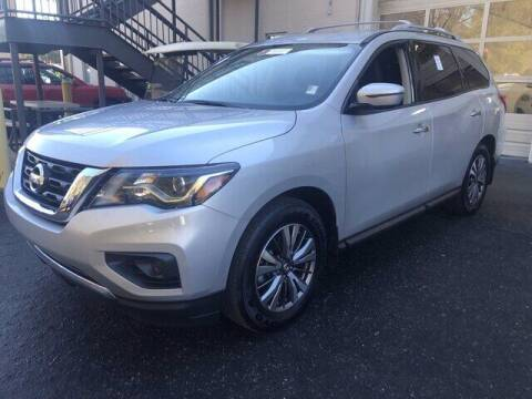 2020 Nissan Pathfinder for sale at Summit Credit Union Auto Buying Service in Winston Salem NC