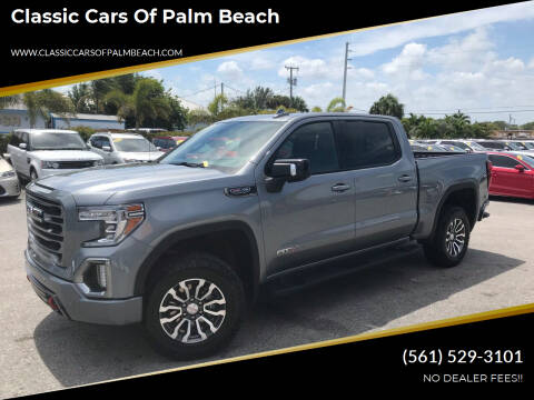 2020 GMC Sierra 1500 for sale at Classic Cars of Palm Beach in Jupiter FL