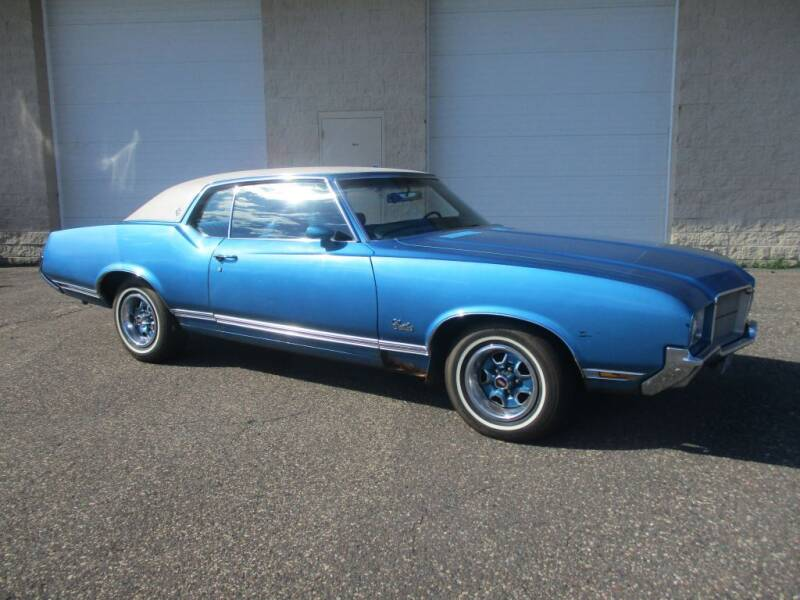 1971 Oldsmobile Cutlass Supreme for sale at Route 65 Sales & Classics LLC - Classic Cars in Ham Lake MN