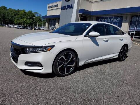 2020 Honda Accord for sale at Southern Auto Solutions - Acura Carland in Marietta GA