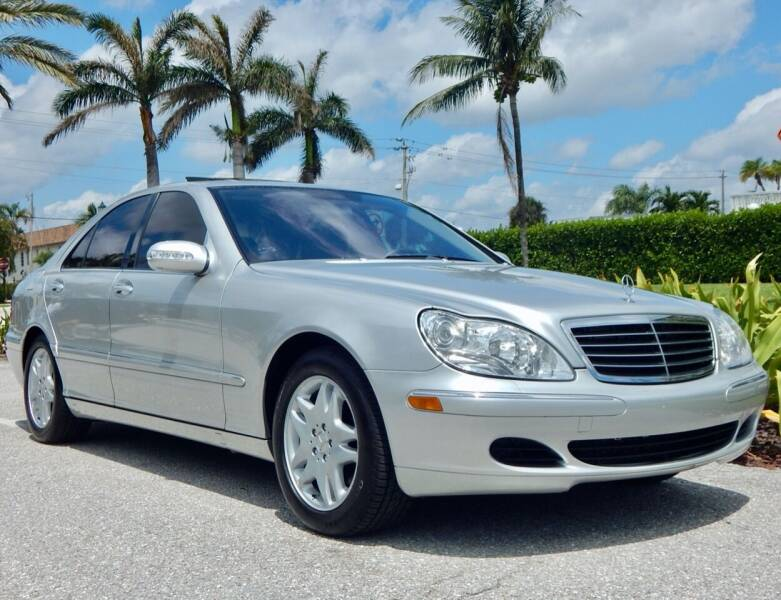 2006 Mercedes-Benz S-Class for sale at VE Auto Gallery LLC in Lake Park FL