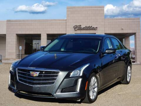 2015 Cadillac CTS for sale at Suburban Chevrolet of Ann Arbor in Ann Arbor MI