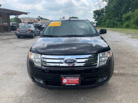 2007 Ford Edge for sale at Community Auto Brokers in Crown Point IN