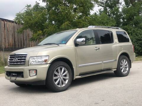 2009 Infiniti QX56 for sale at Posen Motors in Posen IL