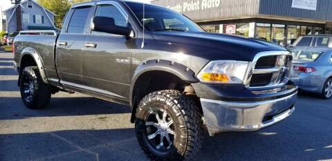2009 Dodge Ram Pickup 1500 for sale at South Point Auto Plaza, Inc. in Albany NY