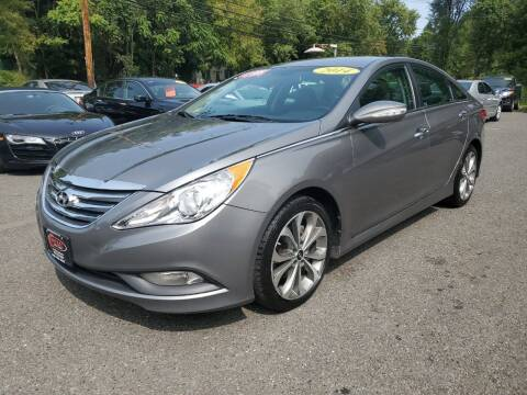 2014 Hyundai Sonata for sale at CENTRAL GROUP in Raritan NJ