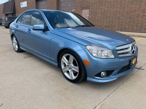 2010 Mercedes-Benz C-Class for sale at Effect Auto Center in Omaha NE