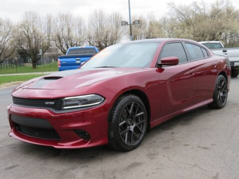 2017 Dodge Charger for sale at Low Cost Cars North in Whitehall OH