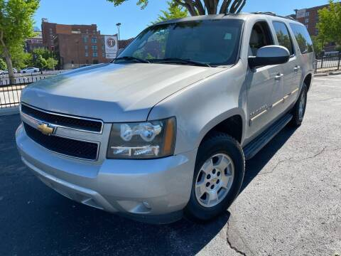 2008 Chevrolet Suburban for sale at Supreme Auto Gallery LLC in Kansas City MO