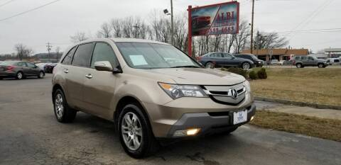 2007 Acura MDX for sale at Albi Auto Sales LLC in Louisville KY