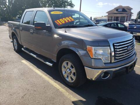 2010 Ford F-150 for sale at Low Price Auto and Truck Sales, LLC in Salem OR