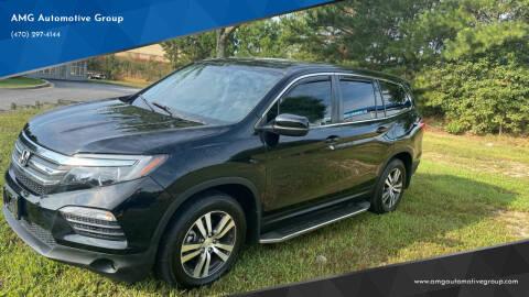 2018 Honda Pilot for sale at AMG Automotive Group in Cumming GA