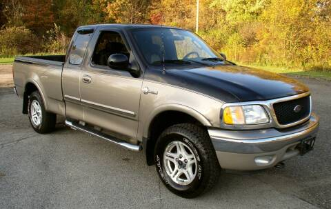 2003 Ford F-150 for sale at Angelo's Auto Sales in Lowellville OH