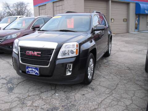 2016 GMC Terrain for sale at 1st Choice Auto Inc in Green Bay WI