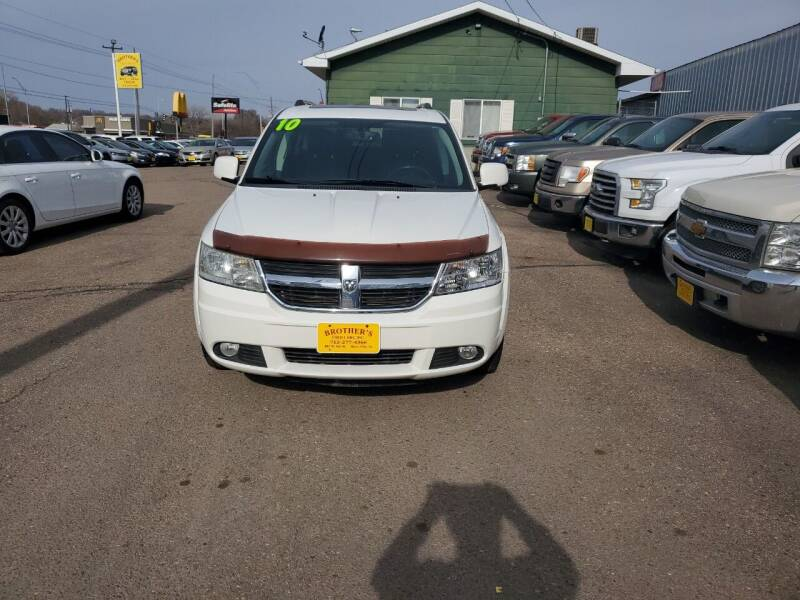 2010 Dodge Journey for sale at Brothers Used Cars Inc in Sioux City IA