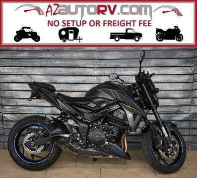 2019 Suzuki GSX-S750 for sale at AZMotomania.com in Mesa AZ