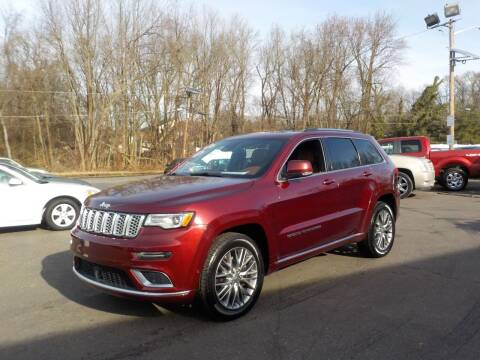 2017 Jeep Grand Cherokee for sale at United Auto Land in Woodbury NJ