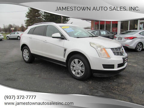 2010 Cadillac SRX for sale at Jamestown Auto Sales, Inc. in Xenia OH