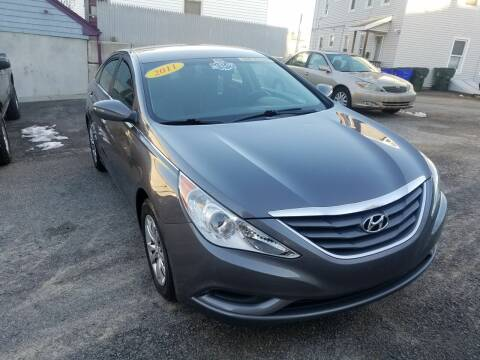 2011 Hyundai Sonata for sale at Fortier's Auto Sales & Svc in Fall River MA