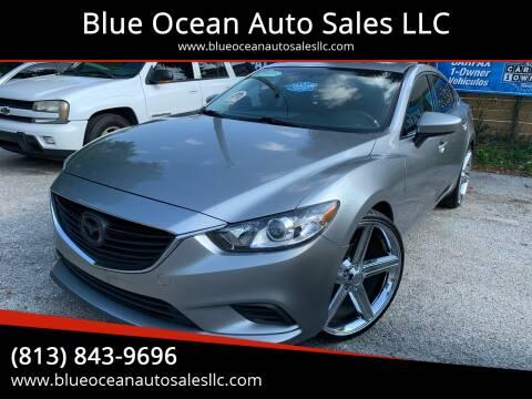 2014 Mazda MAZDA6 for sale at Blue Ocean Auto Sales LLC in Tampa FL