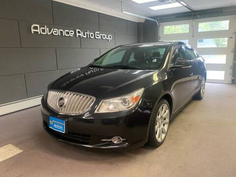 2010 Buick LaCrosse for sale at Advance Auto Group, LLC in Chichester NH