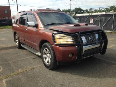 2004 Nissan Armada for sale at ASAP Car Parts in Charlotte NC