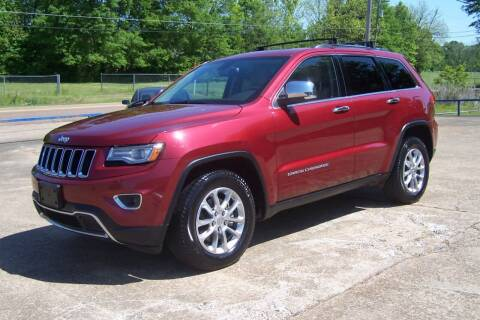 2014 Jeep Grand Cherokee for sale at HILLCREST MOTORS LLC in Byram MS