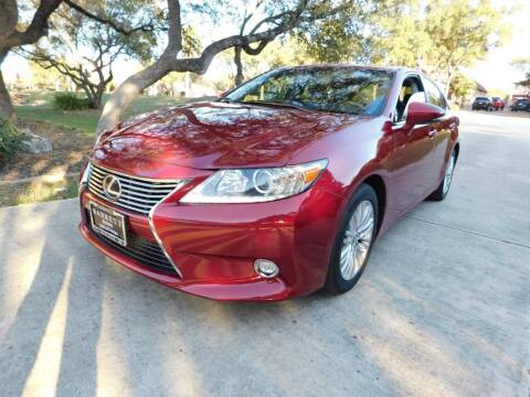 2015 Lexus ES 350 for sale at AMD AUTO in San Antonio TX