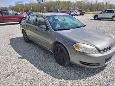 2006 Chevrolet Impala for sale at Doyle's Auto Sales and Service in North Vernon IN