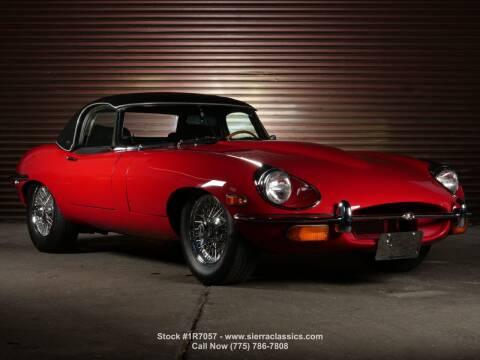1969 Jaguar XKE for sale at Sierra Classics & Imports in Reno NV