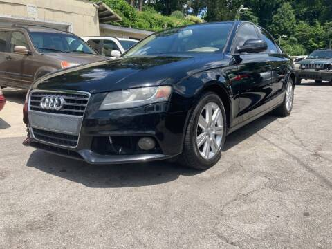 2010 Audi A4 for sale at North Knox Auto LLC in Knoxville TN