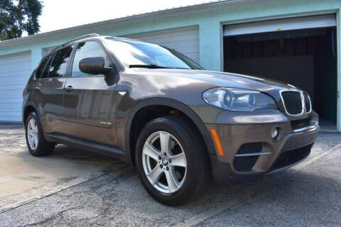 2012 BMW X5 for sale at Advantage Auto Group Inc. in Daytona Beach FL
