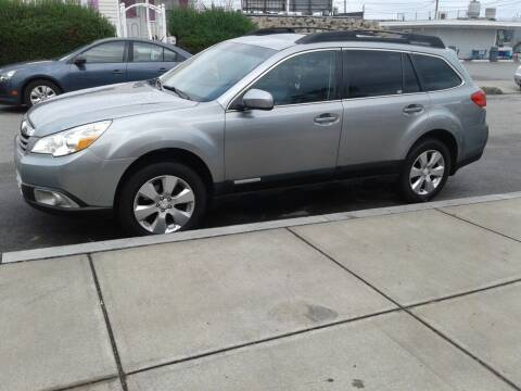 2011 Subaru Outback for sale at Nelsons Auto Specialists in New Bedford MA