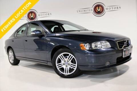 2009 Volvo S60 for sale at Unlimited Motors in Fishers IN