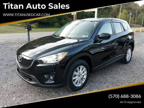 2014 Mazda CX-5 for sale at Titan Auto Sales in Berwick PA