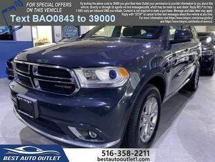 2018 Dodge Durango for sale at Best Auto Outlet in Floral Park NY
