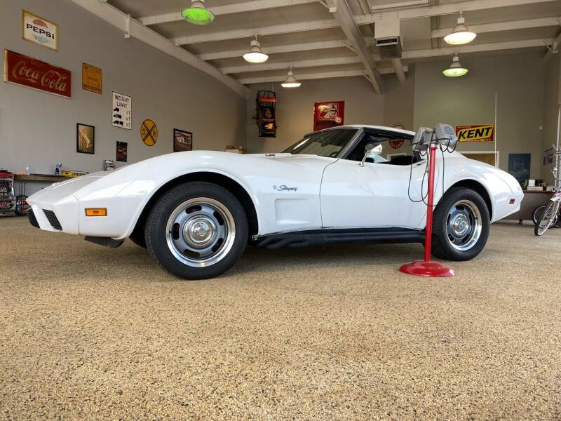 1975 Chevrolet Corvette for sale at N Motion Sales LLC in Odessa MO