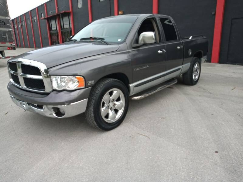 2004 Dodge Ram Pickup 1500 for sale at Ven-Usa Autosales Inc in Miami FL