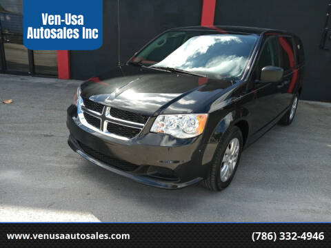 2019 Dodge Grand Caravan for sale at Ven-Usa Autosales Inc in Miami FL