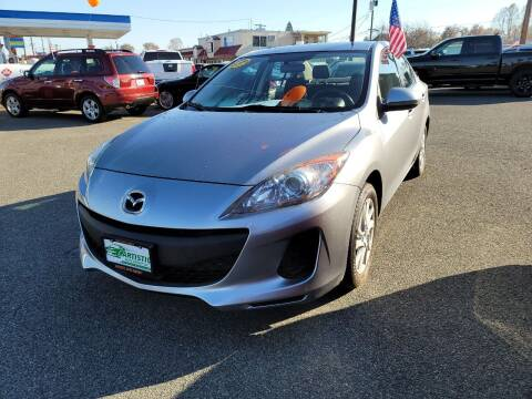 2012 Mazda MAZDA3 for sale at Artistic Auto Group, LLC in Kennewick WA