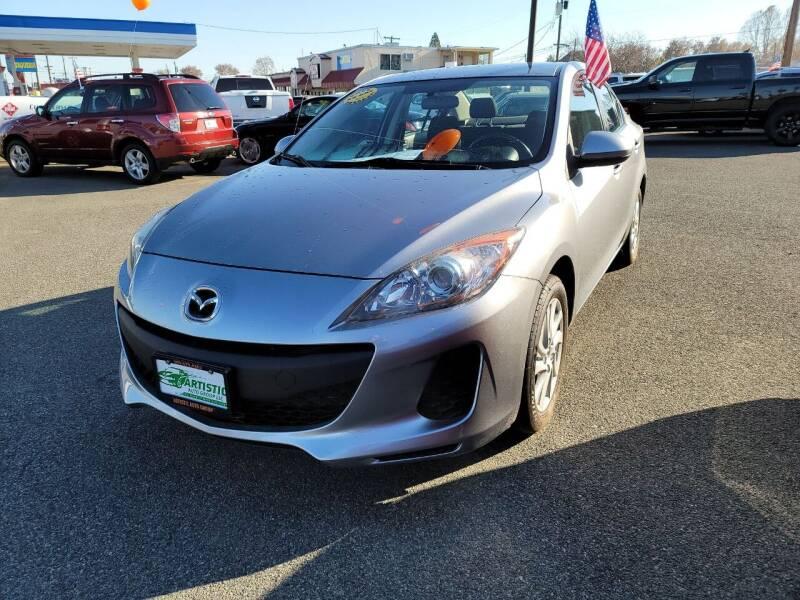 2012 Mazda MAZDA3 for sale at Artistic Auto Group, LLC in Kennewick WA