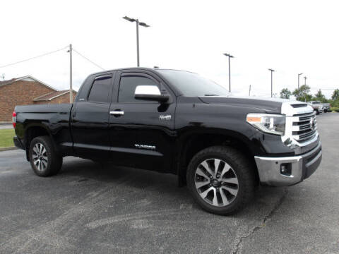 2018 Toyota Tundra for sale at TAPP MOTORS INC in Owensboro KY