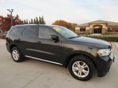 2011 Dodge Durango for sale at Repeat Auto Sales Inc. in Manteca CA