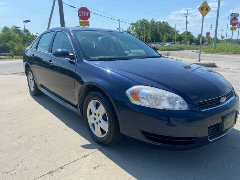 2009 Chevrolet Impala for sale at Xtreme Auto Mart LLC in Kansas City MO