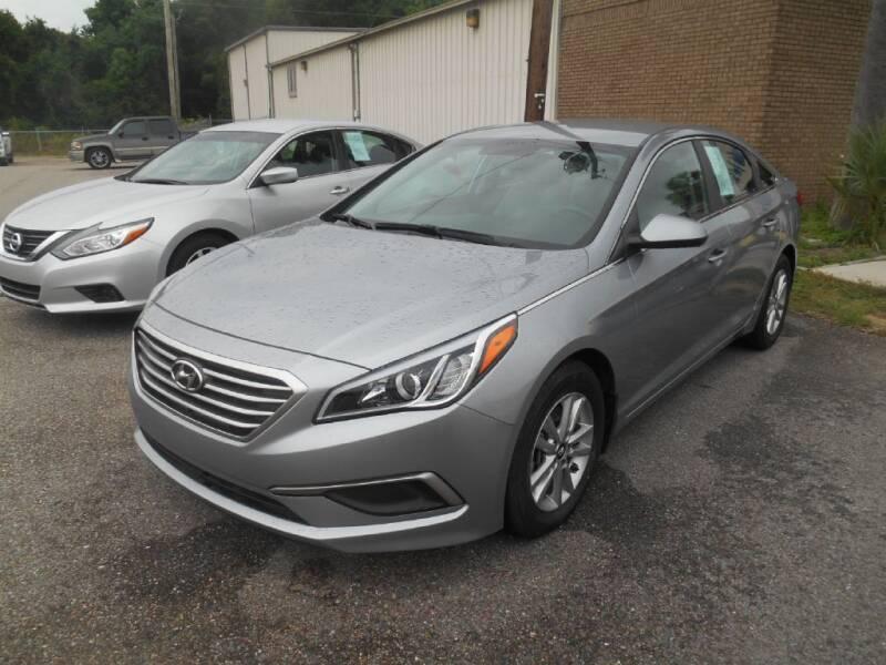 2018 Hyundai Sonata for sale at AUTO MART in Montgomery AL