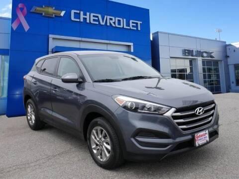 2017 Hyundai Tucson for sale at Bellavia Motors Chevrolet Buick in East Rutherford NJ