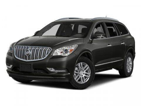 2017 Buick Enclave for sale at BEAMAN TOYOTA in Nashville TN
