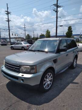 2008 Land Rover Range Rover Sport for sale at D and D All American Financing in Warren MI