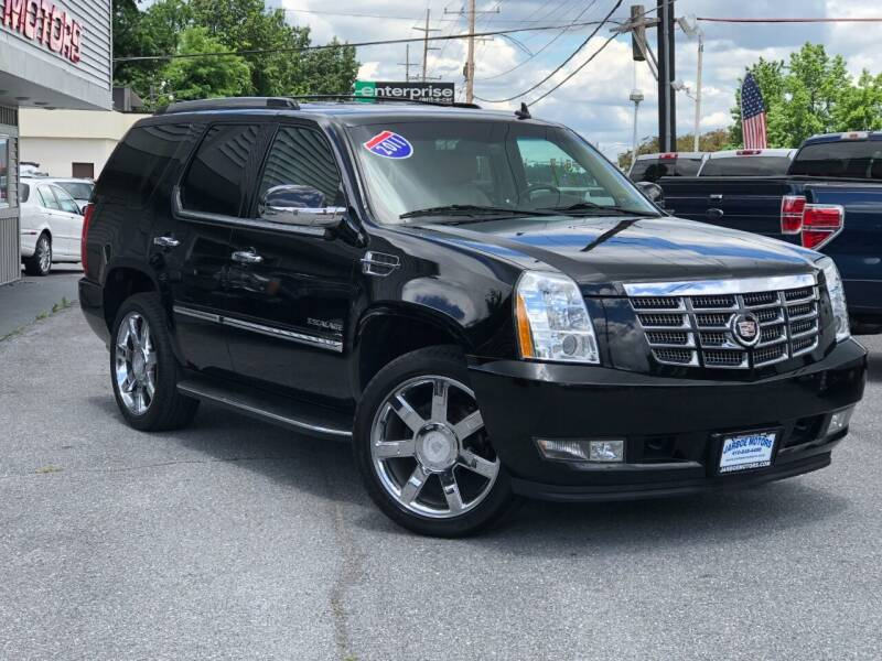 2011 Cadillac Escalade for sale at Jarboe Motors in Westminster MD