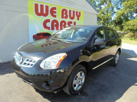 2012 Nissan Rogue for sale at Right Price Auto Sales in Murfreesboro TN